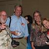 Great joke! from left, Brian Grimm, Robin Murphy, Leslie Hiebert, Ellen Turner, Rick Matson