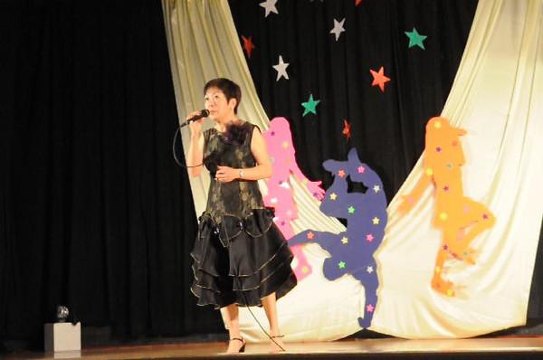 Winnie Au performance