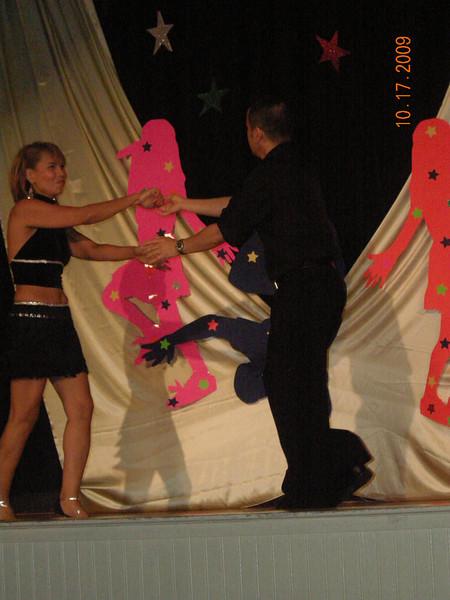 Leah & Kevin Salsa Dance