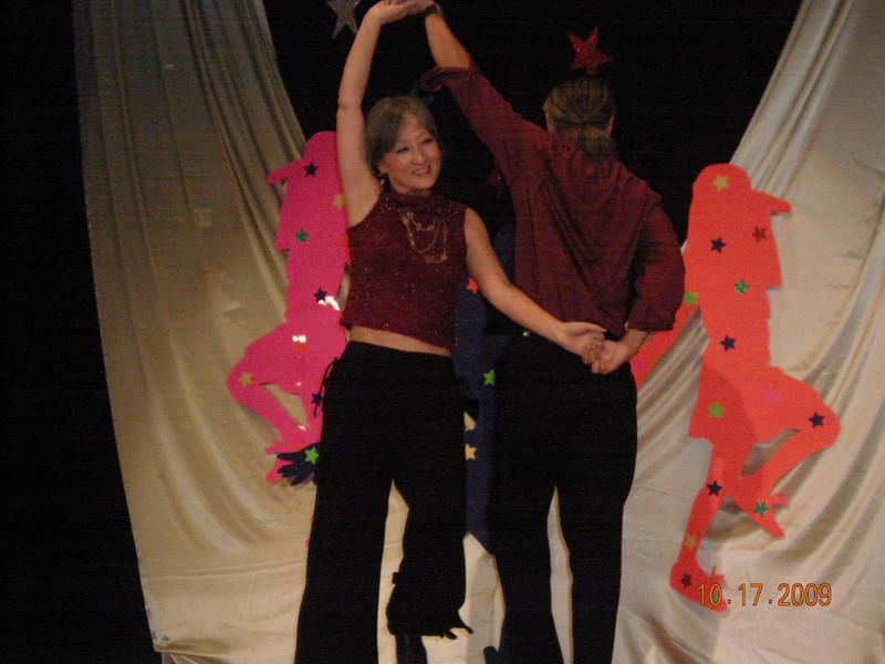 Mary Matsunaga & Denis Chow East Coast Swing