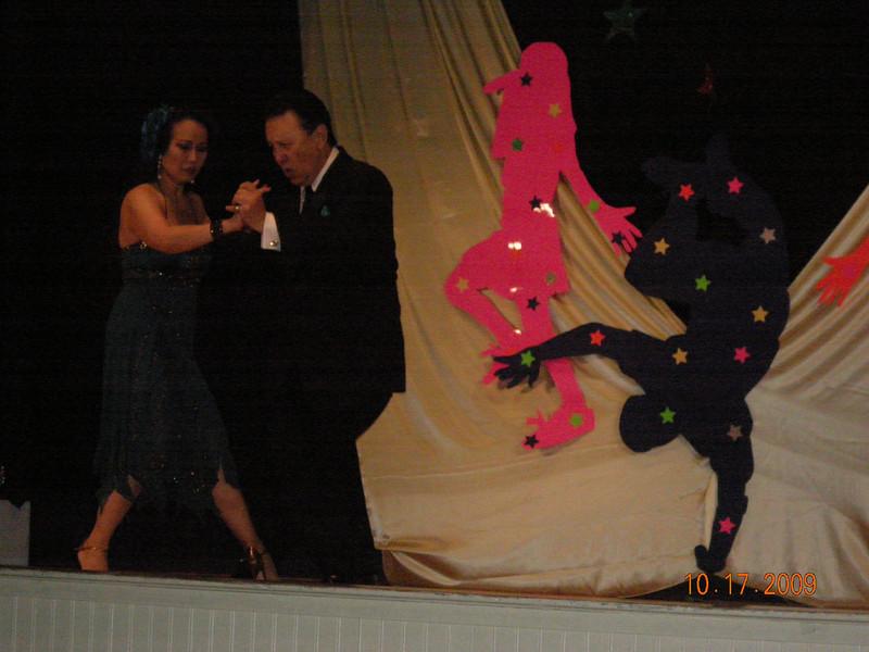 Kristie & Michael Argentine Tango