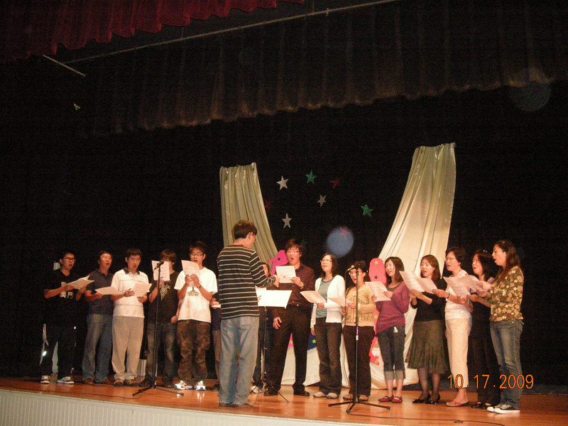 SJCCC Cantonese Choir
