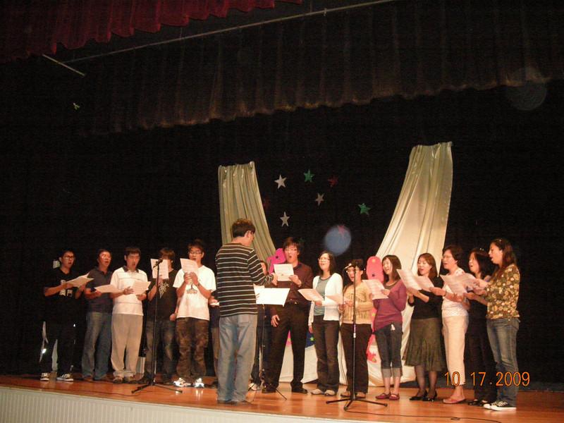 SJCCC Cantonese Choir