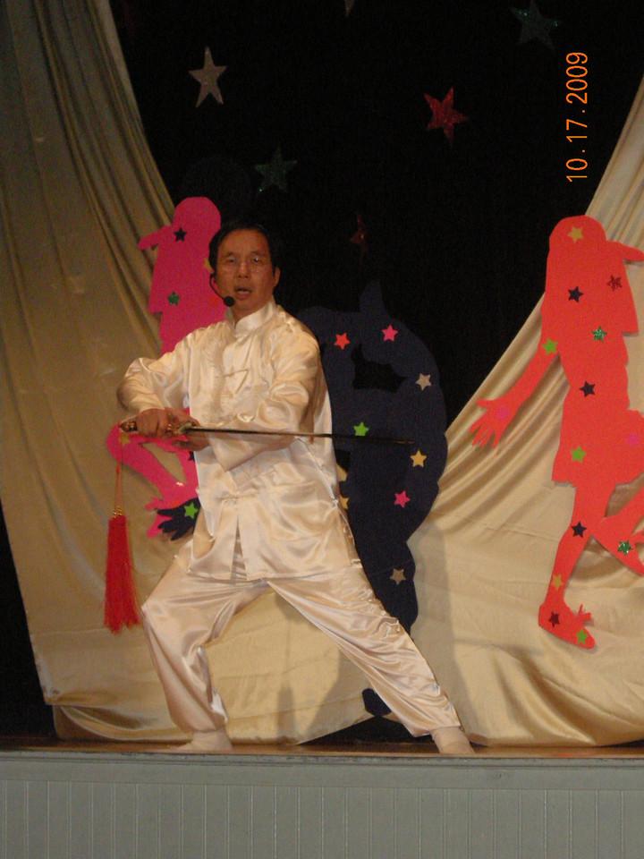 Joe Lam Tai Chi