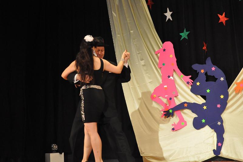 Kristie & Michael Argentine Tango II