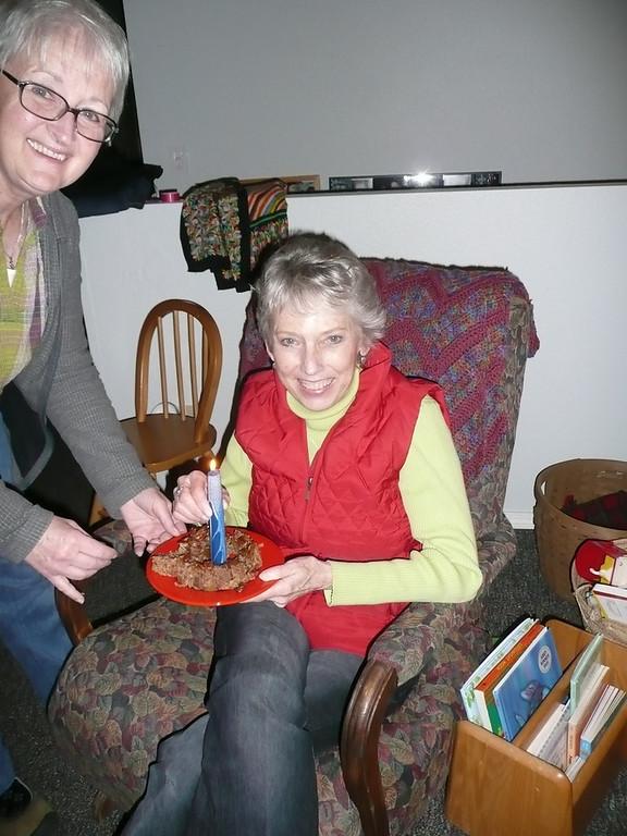 Tami's Birthday Visit