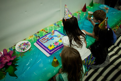 Teagan's Birthday