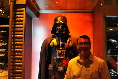 Tech Museum Star Wars 10-17-2013