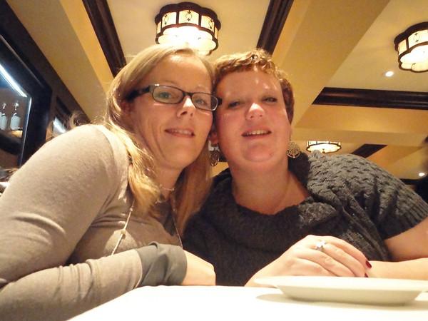 Christina and Ulla