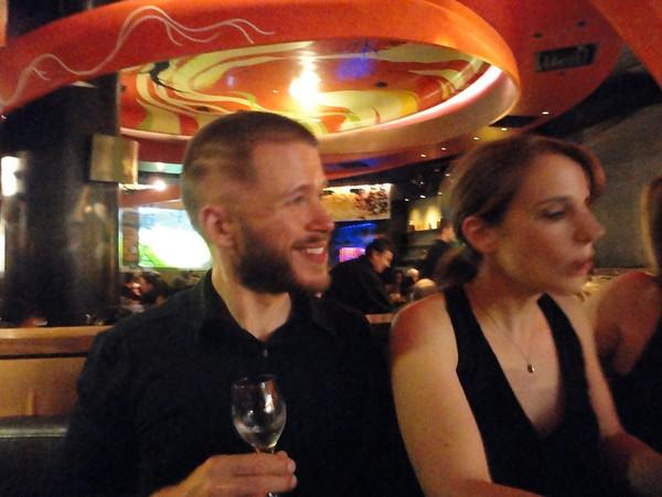 Ben and Linda
