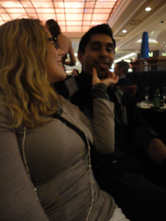 Ulla and Ajay