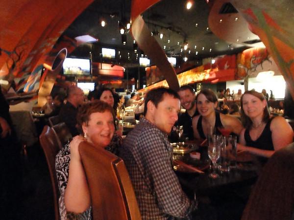 The crew at Samba Sushi