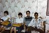 Shiao Yan, Lian Eng, Simon and Sundram.