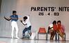 Chris, Shan, P??, Sit Wan. The Bubble Gum Act. Parents Night (24.04.1983). Secondary 3.