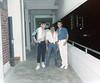Arthur Low, Shaun and Chris (26.04.1983).