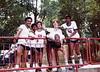 Chris, Kumar, Henry, ??, Peter and Shan. School X-Country run.