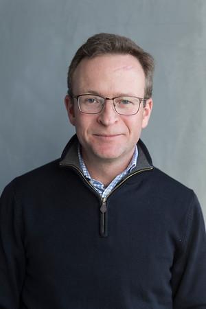 Ted Davis in Studio 4.2018