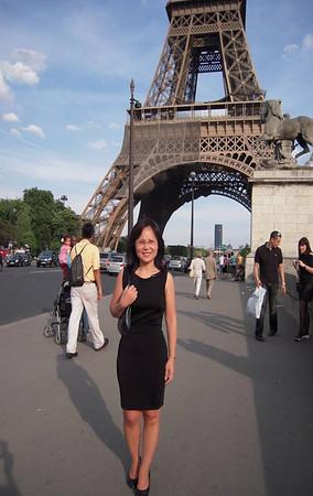 Thanh Thu - France