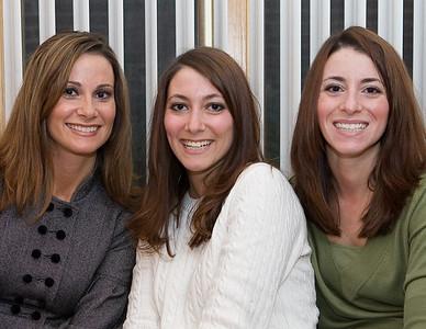 Sisters, Bridget Pamala & Brenda