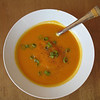 Sherry's famous French Carrot Soup.