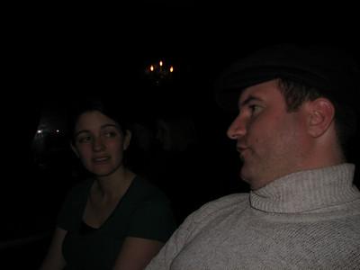 Becca and Joel