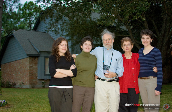Thanksgiving with the Portii (November 2007)