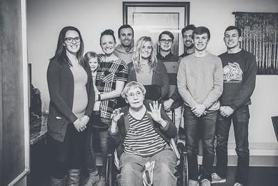 Johnson Family Thanksgiving