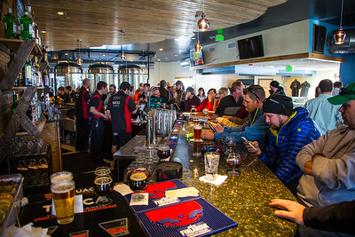 It's official! The Bakers' Brewery is now open daily for food, beverages and fun people!