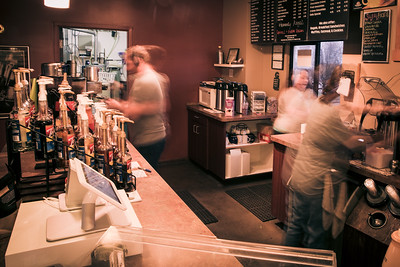 0322216 The Beanery Coffee Shop Commercial Photography Session