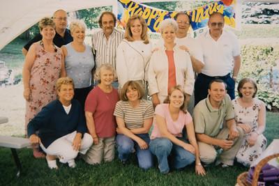 Diane's Birthday 2001
