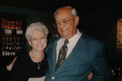 Mom & Dad's Anniversary 2002