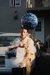 Tom Hart's Retirement Party 2001