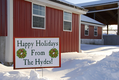 The Hydes Holidays