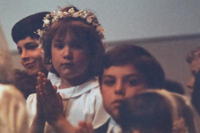 Jamie's 1st Communion 1986
