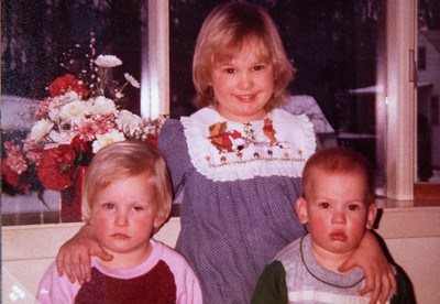 Kelly, Jamie, Matthew 1983