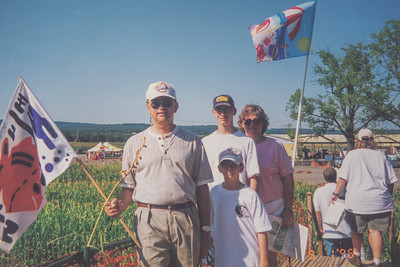 Corn Roast 1996