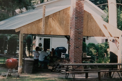 Thompson's Cabin 2002