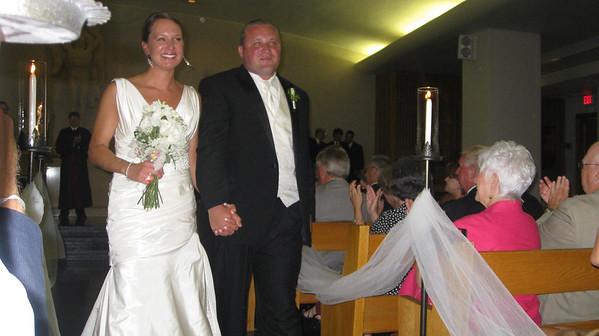 Jamie & Zach's Wedding July 2008