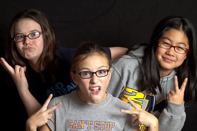 The Trio 2012-18