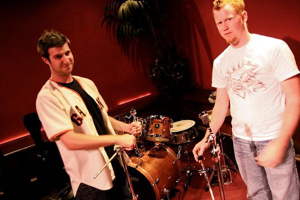 04.25.08 - Preformance at Tangier Lounge in LA