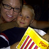 Friday family movie night!