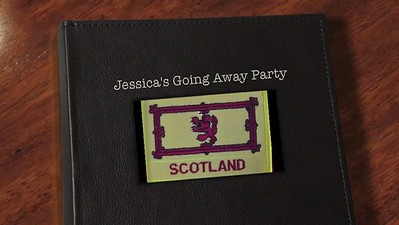 Video - Jessica Thomas' going away party