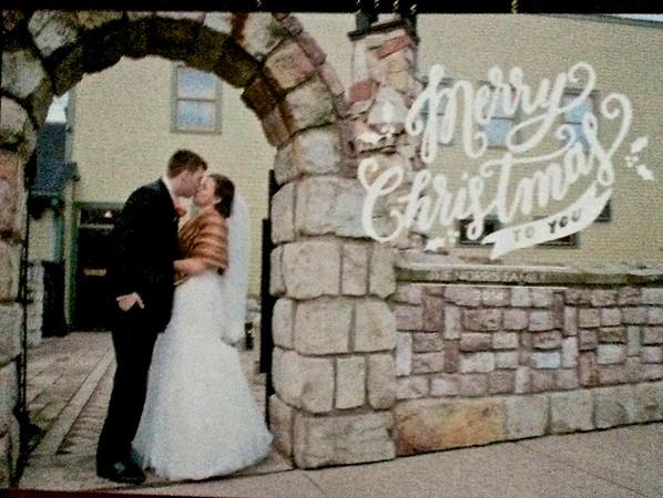 Thomas/Norris Wedding