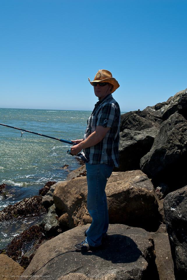 Thomas Fishing 2011