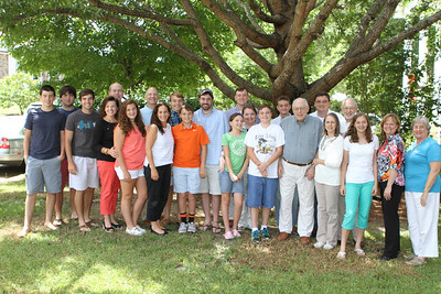 Thompson gathering - Aug 18, 2013