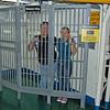 Tim & Megan in the Brig