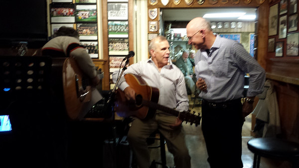 Tom Keast's 65th Birthday - Oct 2013