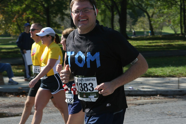 Tom - Marine Corp's Marathon