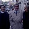 Tony Rayne with Johan and Lily Scheel
