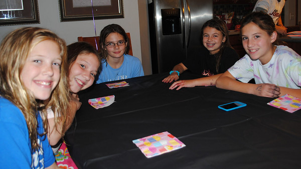 Tori's 11th birthday